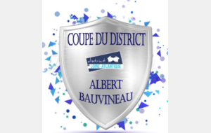 COUPE DE DISTRICT :SENIORS A/LE CROISIC BATZ